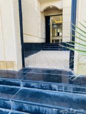 شقة ارضية للبيع مخطط ال يعلى تندحة