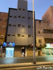 للبيع عمارتين تجاريتين على شارع الحجون العام
