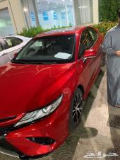 كامري V6- 2019 فل كامل للبيع ( 95 الف )
