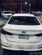 سيارة هونداي 2017 للتنازل