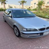Bmw 320i 2002 model for sale