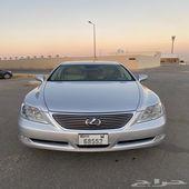 لكزس 460 لارج اماراتية 2008 للبيع
