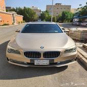 BMW 730 - 2013 نظيفة جدا (تم البيع)