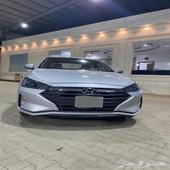 هونداي النترا 2019 شبه جديد( تم البيع)