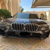BMW2019 X7 ماشي 27 الف المستخدم الأول وكاله