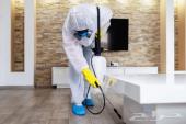 شركة تنظيف منازل فلل شقق تنظيف خزانات مجالس
