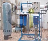 محطات تحلية مياه مركزية ومنزلية وخطوط إنتاج