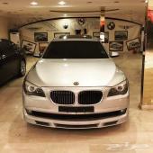 للبيع BMW 740 2009 كت ألبينا - محدثه 2013