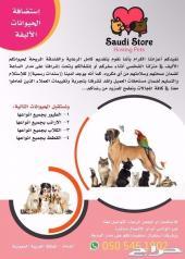 استضافة الحيوانات يومي - اسبوعي - شهري