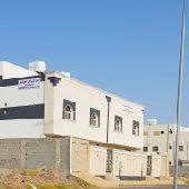 فيلا نظام شقق مساحتها325م ع شارعين بالملك فهد
