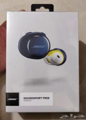 سماعة بلوتوث بوز Bose soundsport free
