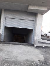مستودع جديد مساحة 130م2 للايجار بحي العزيزية