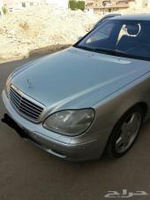 مرسيدس S 500 2002