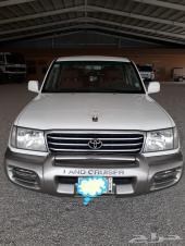 تويوتا لاند كروزر GXR 2002