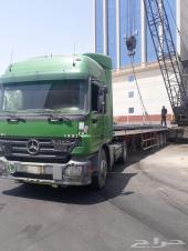 للبيع شاحنة مرسيدس اكتروس 44-18