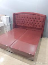 سرير جديد نفرين نفر مودرن عملي رخيص مخفض