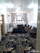 شقة مفروشة على شارع المفرق جنب العثيم