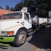شاحنة انترناشونل الموقع الدمام