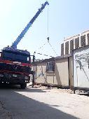 نقل غرف وبركسات في الرياض