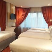 100 ريال غرف فندقية 4 نجوم بمكة