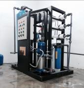 محطات تحلية مياه مركزيةمناسبةلجميع الاحتياجات