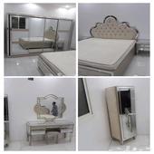 غرف نوم جديدة جاهزة وتفصيل حسب الطلب