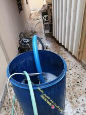 شركة تسليك مجاري الحمامات والمطابخ وتنظيف المجاري