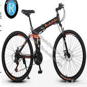 دراجات هوائيةجديدة مقاس 26هجين جبلي800ريال