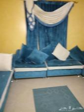 شقة عوائل 4 غرف وصالة 13 الف على قسطين