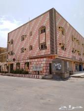 شقه 5غرف جديده فاخره بحي الاماره