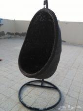 كرسي أرجوحة انجيلة صناعية جودة عاليه للبيع
