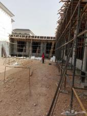 مقاول معماري بناء ملاحق واستراحات فلل ومسابح