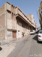 للبيع عمارة هدد مؤجرة شارع الحج وادي جليل مكة