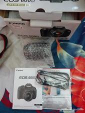 كاميرا ((canon 600D))