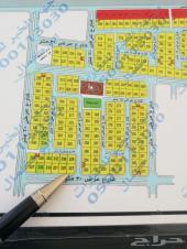 لبيع ارض بحي البحيره زاويه 732 م خلف مسجد