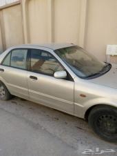 للبيع سيارة مازدا 2002