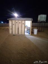 مخيم بالثمامة للبيع