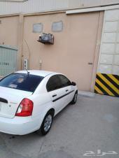 سيارة هونداي اكسنت 2010