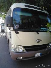 حافلة هونداي موديل 2011 للبيع