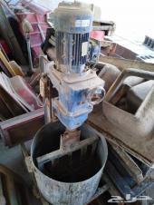 للبيع معدات مصنع رخام صناعي
