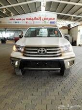 هايلوكس 2020 دبل ديزل GLX سعودي