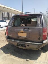 شفرولية تاهو موديل 2012 سعودي بدون دبل مصدوم