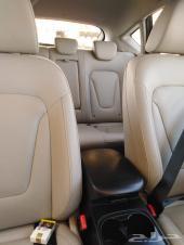 سيارة سيدان فاو فتحة جلد 2015