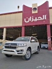 تويوتا لاندكروزرGXR2 سعودي 6 سلندر بنزين2021