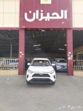 تويوتا راف فور ستاندر 2020سعودي قسط 1540ريال