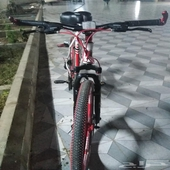 دراجة هوائية مستعمله مقاس 26 للبيع