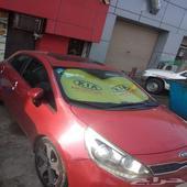 السيارة  كيا - ريو