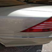 مرسيدس سي ال 600.موديل 2003