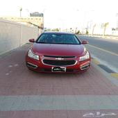 Chevrolet Cruze LT 2016 Full options