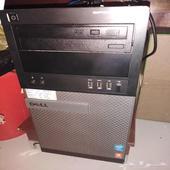 كمبيوتر مكتبي i7 الكيس وماوس وكيبورد